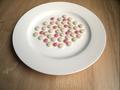 Medicine Drug Pills on Plate.png