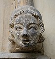 Medieval face - geograph.org.uk - 880096.jpg