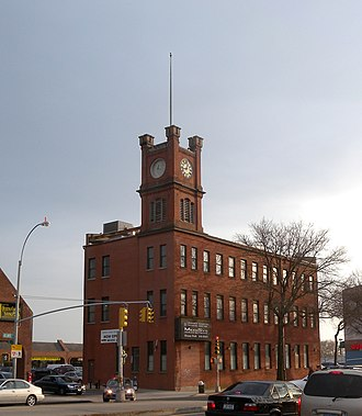 Ozone Park, Queens - Image: Medisys Ozone Park jeh