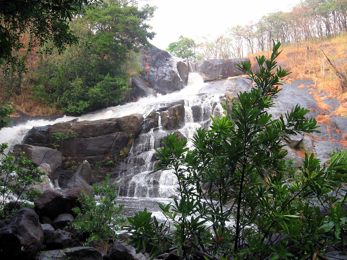 Meenmutty Falls, Thiruvananthapuram - Wikipedia