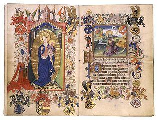 Livre d'heures de Catherine de Clèves