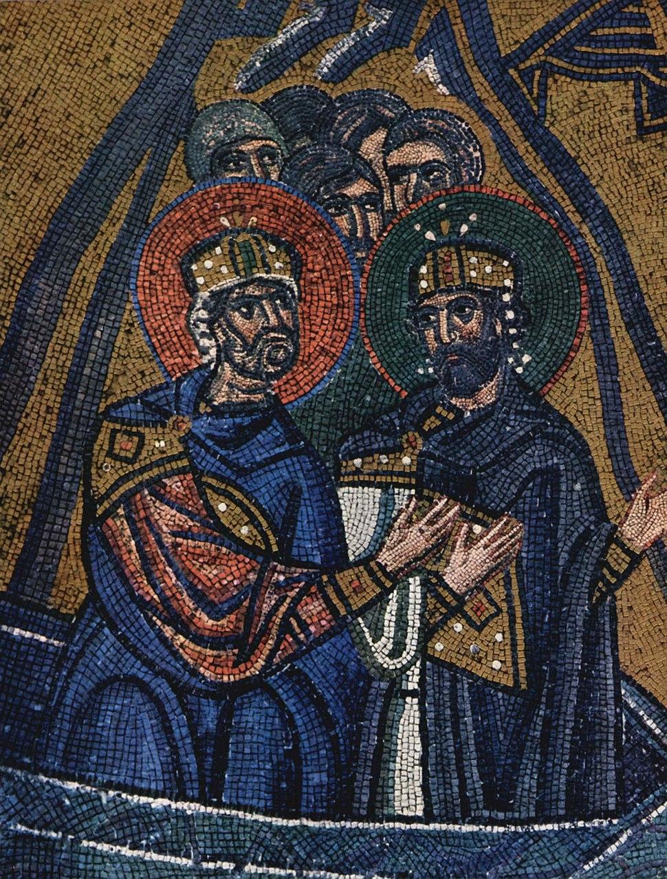 Meister der Nea-Moni-Kirche in Chios 002
