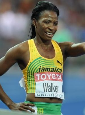 Melaine Walker - Walker at the 2009 World Championships