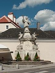 Figurenbildstock, hl. Johannes Nepomuk