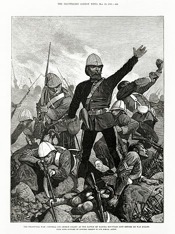 The Transvaal War: General Sir George Colley a...