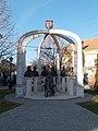 Memorial of the 1848-49 Revolution, 2019 Kalocsa.jpg