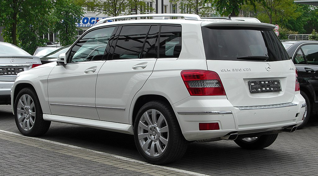 file mercedes glk 350 cdi 4matic rear. Black Bedroom Furniture Sets. Home Design Ideas