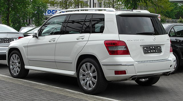 file mercedes glk 350 cdi 4matic rear wikimedia commons. Black Bedroom Furniture Sets. Home Design Ideas