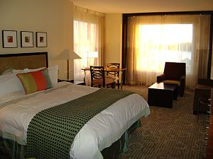 Tropicana Evansville - The Le Merigot hotel at Tropicana Evansville