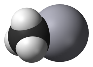 Methylmercury - 3D model