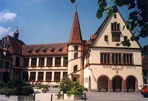 Metzeral's town hall.JPG