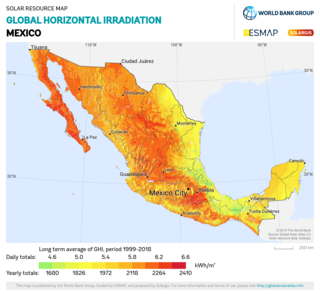 Solar power in Mexico Overview of solar power in Mexico