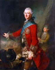 Portrait of Michał Kazimierz Ogiński