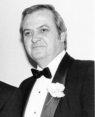 Michael F. Flaherty Sr. - Flaherty in 1984