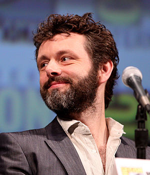 Michael Sheen - Sheen at the 2010 San Diego Comic-Con