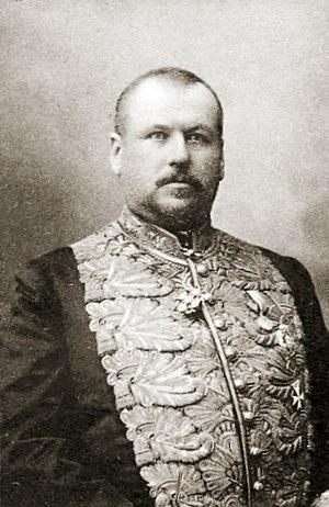 Mikhail Rodzianko - Mikhail Rodzianko, 1910