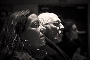 Good Riddance (film) - Michel Brault, right, shot the film and won the Genie Award for Best Cinematography.