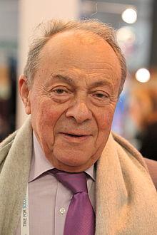 Michel Rocard, au 6e Forum mondial de l'eau, en 2012.
