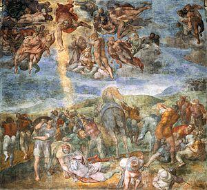 Michelangelo, paolina, conversione di saulo 01.jpg