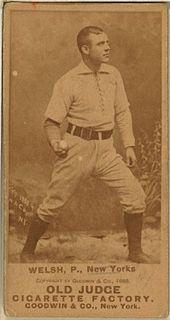Mickey Welch American baseball player