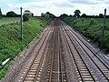 Midland Main Line near Harpenden - geograph.org.uk - 176269.jpg