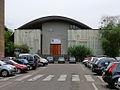 Milano - chiesa di San Giovanni Bosco - facciata.JPG