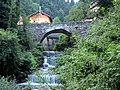 Millstatt Steingewölbebrücke Obermillstätter Straße 2012.JPG
