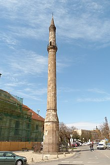 Eger minaret photo
