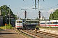 Minden passage ICE1 402 010-402 002 naar Köln Hbf (14476963447).jpg