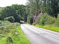 Minor road to Kinver from Swindon (Staffs) - geograph.org.uk - 938820.jpg