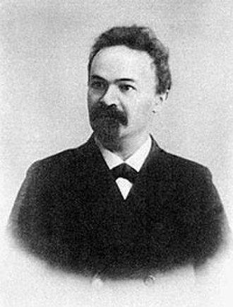 Nikolai Minsky - Image: Minsky