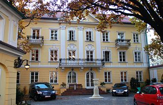 """Adam Mickiewicz Institute - Adam Mickiewicz Institute (housed in the """"Sugar Palace""""), Warsaw"""