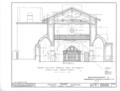 Mission Santa Barbara, 2201 Laguna Street, Santa Barbara, Santa Barbara County, CA HABS CAL,42-SANBA,5- (sheet 19 of 30).png