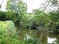 Moat and fishponds at Ufton Nervet - geograph-2581652.jpg