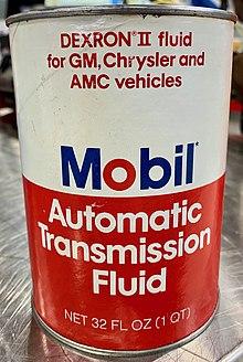 Automatic transmission fluid - Wikipedia