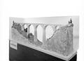 Modell des Lorzentobel Viadukts - CH-BAR - 3241827.tif