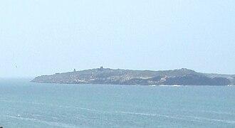 Mogador island - Image: Mogador island