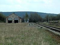 Moldau, Bahnhof-Lokhaus.01.JPG