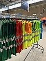 Mondial des Métiers 2020 - des gilets de plusieurs couleurs.jpg