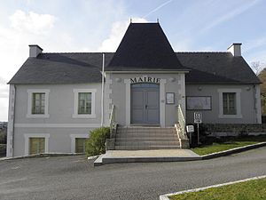 Mont-Dol - The town hall of Mont-Dol