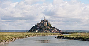 Mont St Michel 1, Brittany, France - July 2011.jpg