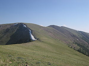 Continental Divide of the Americas - Image: Montana CDT