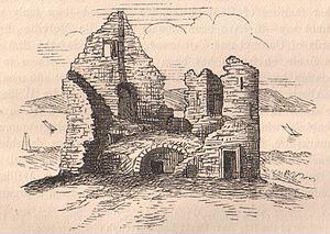 Montfode Castle - Image: Montfode Castle