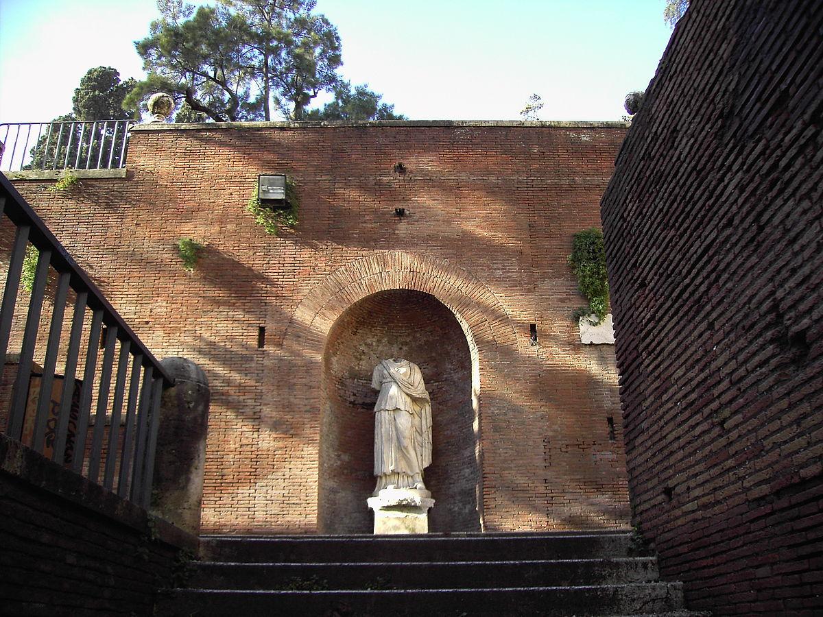 Villa Aldobrandini Roma Ingresso