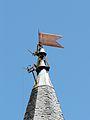 Montignac (24) St Georges girouette.JPG
