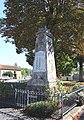 Monument aux morts de Cabanac (Hautes-Pyrénées) 1.jpg