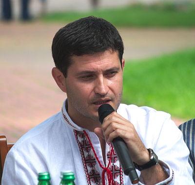 Заслужений актор АР Крим, режисер, телеведучий Ахтем Сеїтаблаєв