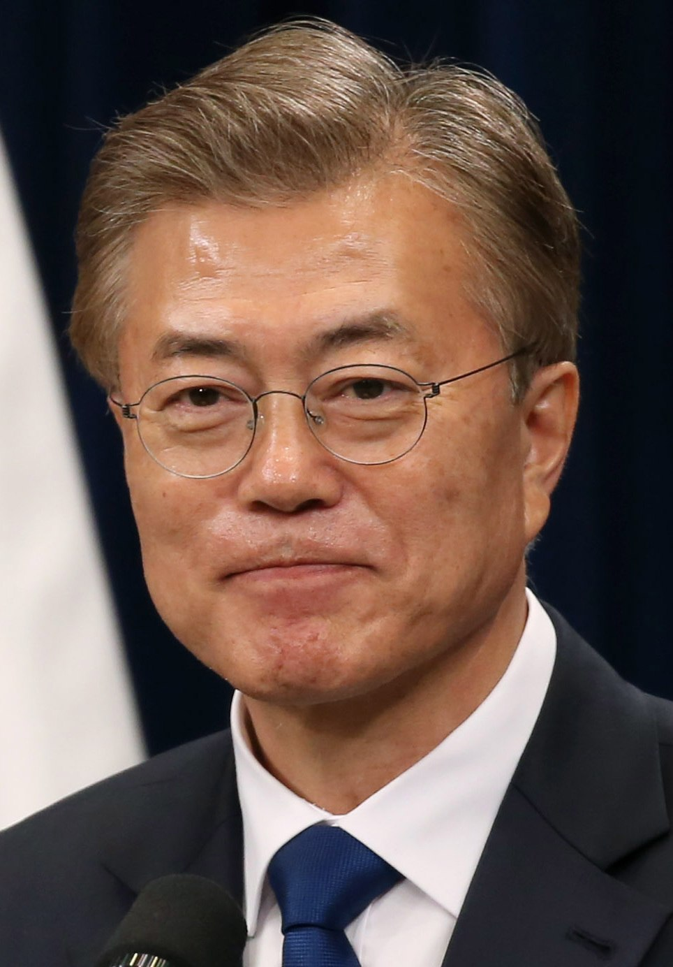 Moon Jae-in May 2017