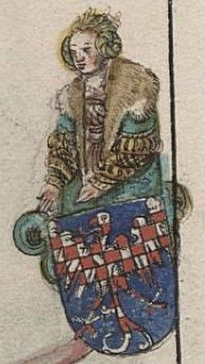 Elisabeth of Moravia - Image: Morava