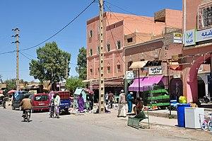 Skoura - Image: Morocco, Souss Massa Draa Region, Ouarzazate Province, Skoura (9)